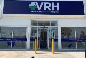 Veterinary Referral Hospital Storefront
