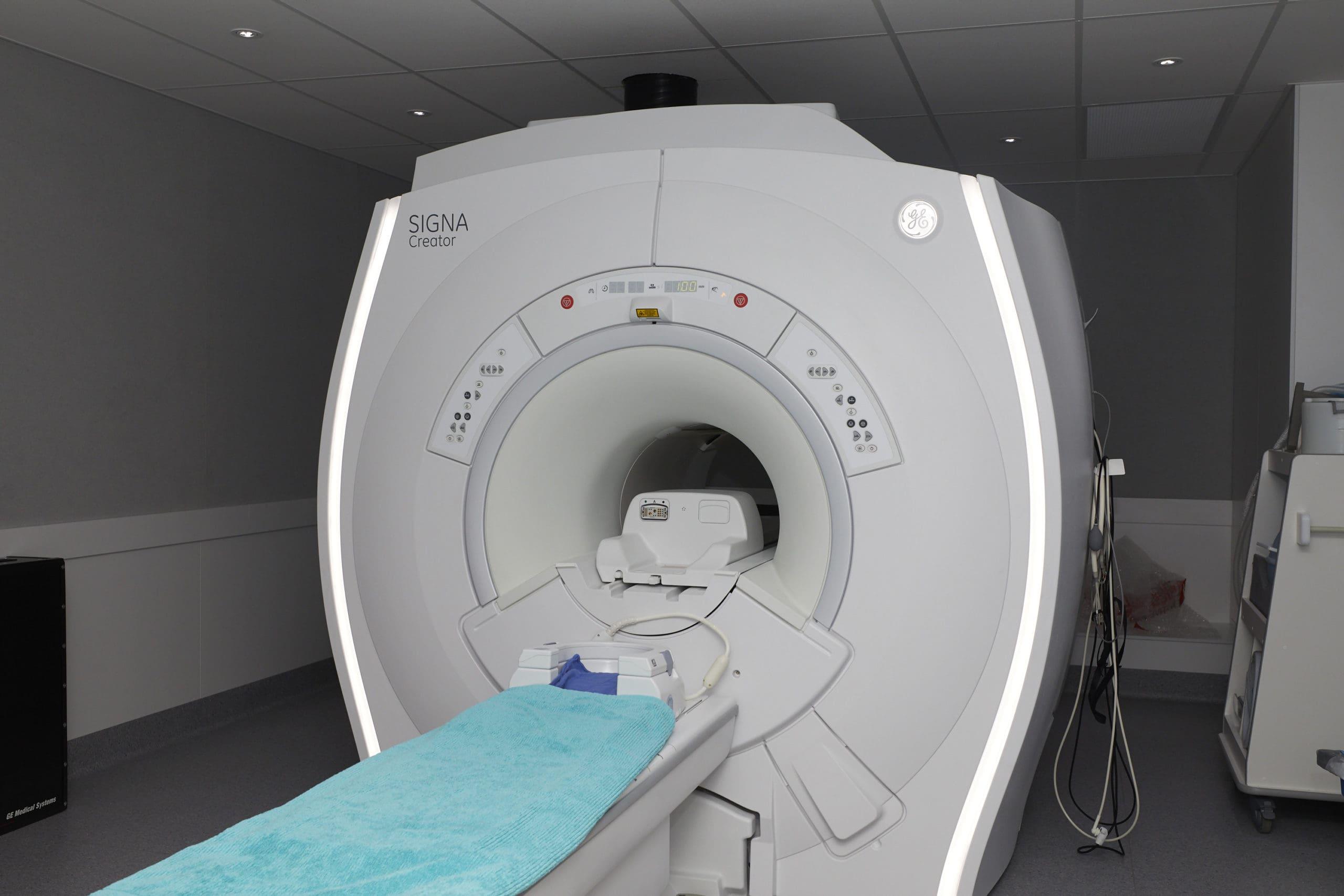 Vet MRI Machine
